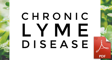 Prevent Chronic Lyme Disease