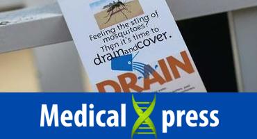 Diseases from ticks, fleas, mosquitoes soar in US