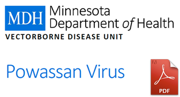 Powassan Virus Fact Sheet