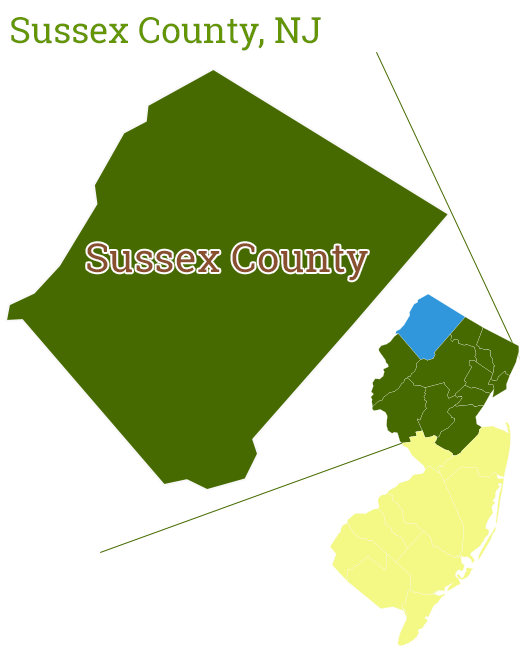 Sussex County New Jersey Tick and Mosquito Control